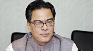 Honourable Minister Syed Ashraful Islam